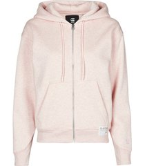 sweater g-star raw premium core hdd zip thru sw wmn ls