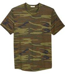 alternative apparel eco jersey shirttail t-shirt
