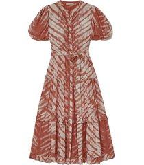 magdalena tie dye dress