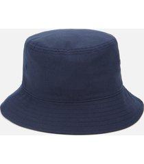 tommy jeans women's tjw flag bucket hat - twilight navy