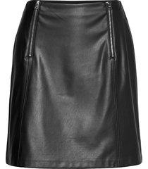 c_valegy kort kjol svart boss