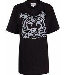 bee a tiger oversize t-shirt