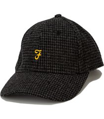 mens lasalle hounds tooth cap