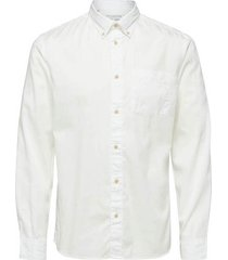 overhemd met opgestikte zak