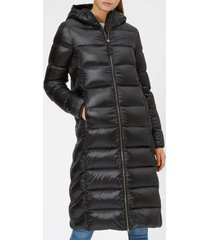 parajumpers women's leah coat - black - s