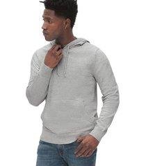chaleco hoodie gris gap