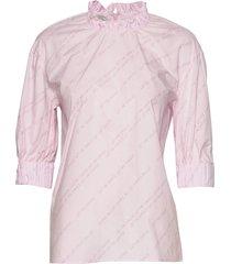 meadow overhemd met lange mouwen roze baum und pferdgarten