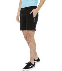 bermuda o'neill buzo negro - calce regular