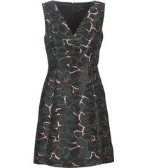 korte jurk emporio armani 6g2a75-2nutz-f010