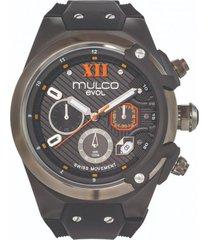 reloj evol lock negro mulco