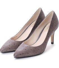 calzado mujer gris juliana pump 75 cole haan