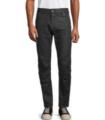 g-star raw men's slim-fit stretch-cotton pants - dark - size 28 32
