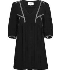 alma dress dresses everyday dresses svart ba&sh