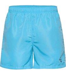 basic swim shorts c.f badshorts blå gant