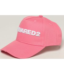 dsquared2 hat dsquared2 hat with embroidered logo