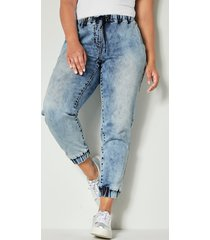 sweatpants angel of style blue bleached