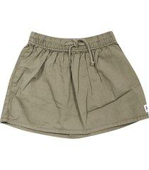 ao76 khaki skirt