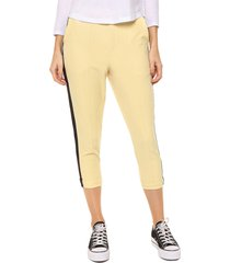 pantalón amarillo prussia chad