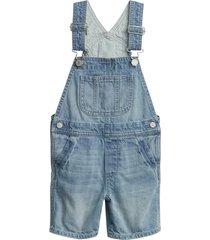 jardinera denim toddler boy azul gap