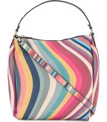 paul smith swirl shoulder bag - neutrals