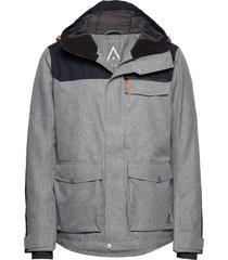 roam jacket outerwear sport jackets grijs wearcolour