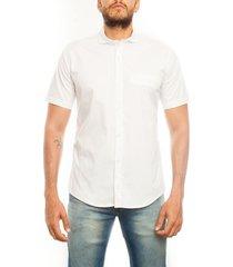 camisa blanco frank pierce mc modern classic