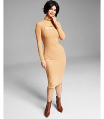 and now this cutout-detail midi dress