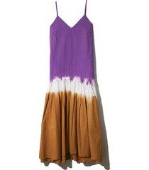 zelda slip dress in honey
