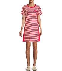the beatnik striped t-shirt dress