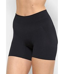 short lupo skin compression sem costura feminino