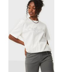 nly trend bling oversize tee t-shirts