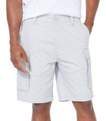 nautica men's classic-fit rip stop cargo shorts