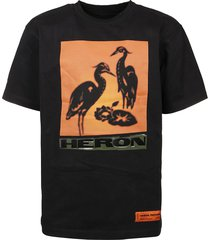 heron preston t-shirt es os heron nightshift
