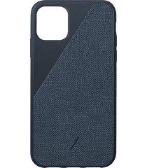 clic canvas iphone 11 case - indigo