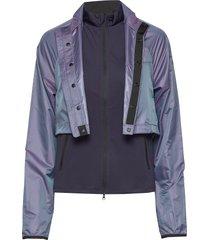 osr nr convert jacket outerwear sport jackets lila reebok performance