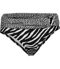 fold btm bikinitrosa svart michael kors swimwear