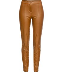 pantaloni in similpelle (oro) - bodyflirt