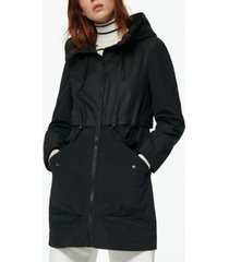 marc new york women's lightweight rain coat