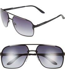 men's carrera eyewear 64mm navigator sunglasses -