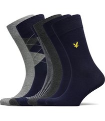 timothy underwear socks regular socks grå lyle & scott