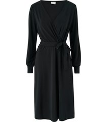 klänning viborneo l/s midi dress