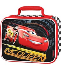 disney cars 3 lightning  mcqueen lead safe insulated lunch tote box bag $20