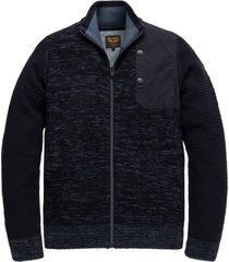 pme legend pkc206361 5288 zip jacket wool mix