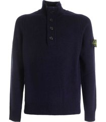 stone island 4 bottons sweater