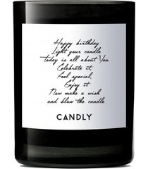 świeca perfumowana happy birthday
