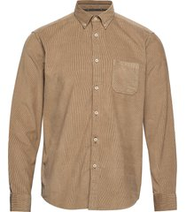 shirt skjorta casual brun marc o'polo