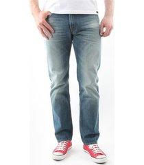 straight jeans lee blake worn green l730dauj