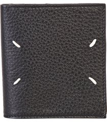 maison margiela black wallet