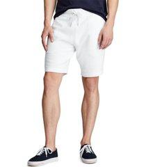 """polo ralph lauren men's 9.5"""" cotton-blend-fleece shorts"""