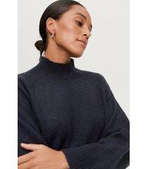tröja cleosz high neck pullover